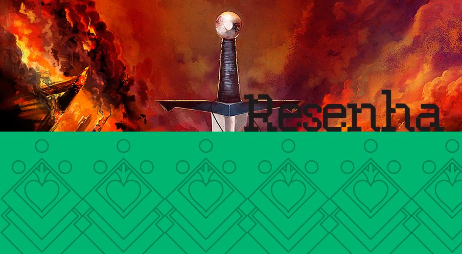 Promessa de Fogo – Abismo 1 – OGS #162
